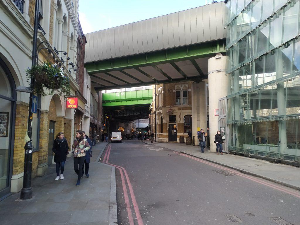 Cesta k marketu