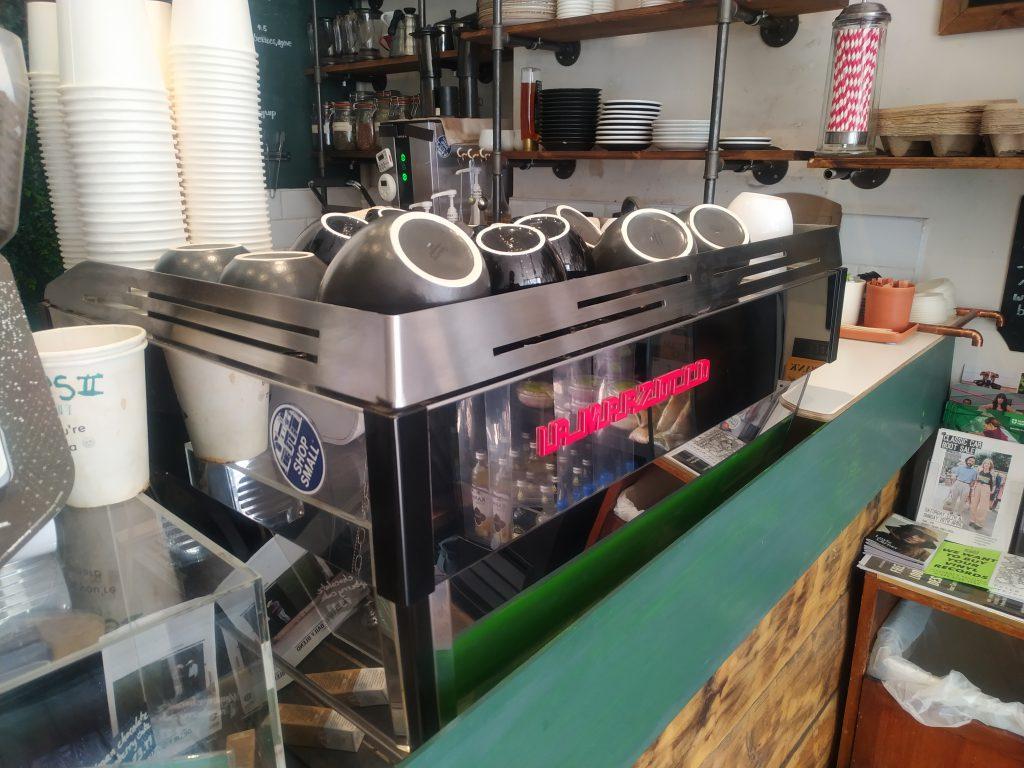 Kávovar -  La Marzocco