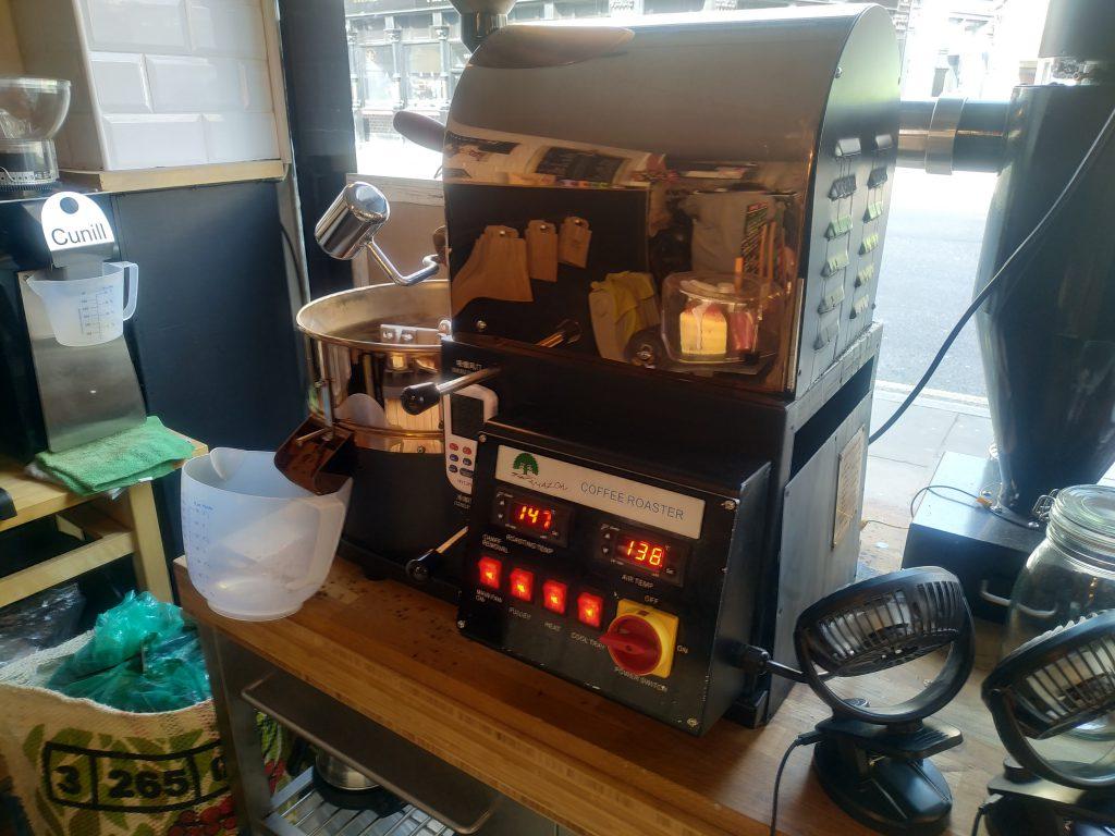 Pražičká kávy