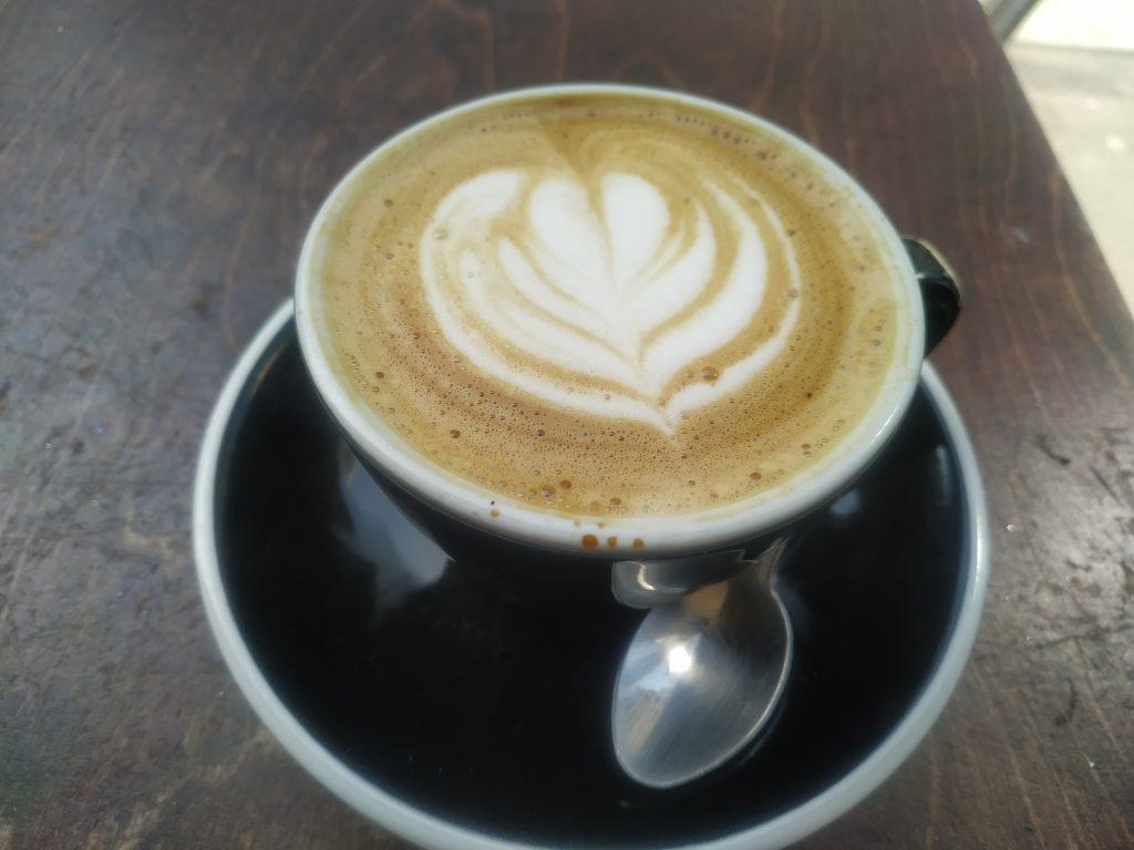 Káva - Cappuccino