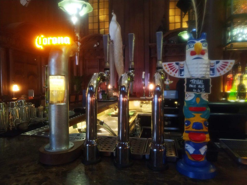 Různé druhy piva
